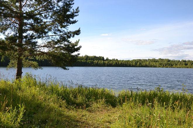 Аренда водоема в России, озеро