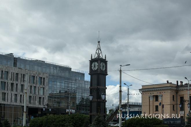 Петрозаводск, Карелия