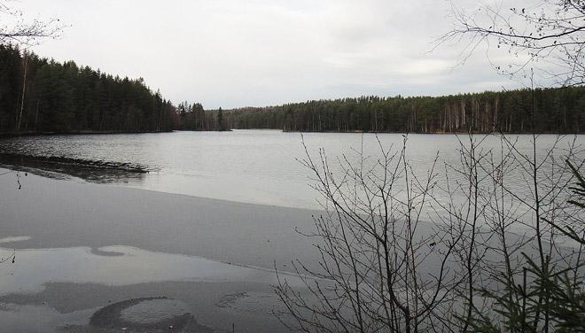 Озеро Большое Симагинское