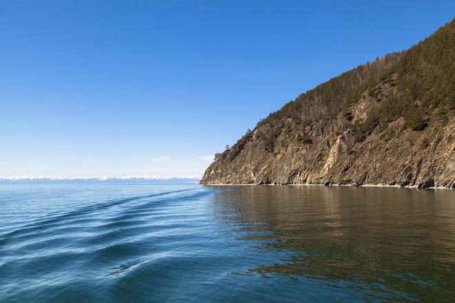 Озеро Байкал, побережье
