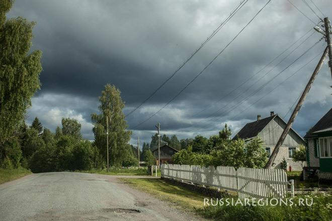 Суоярвский район Республика Карелия