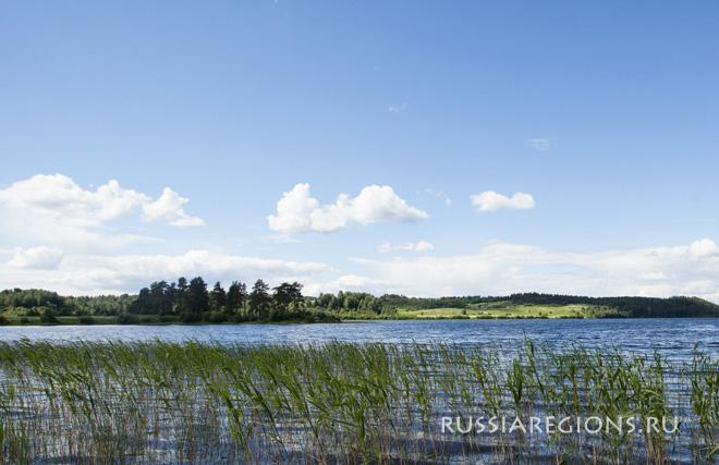 Карелия озеро природа